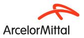 Logo ArcelorMittal