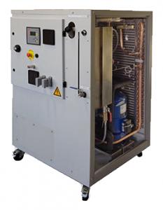 Vulcatherm, thermorégulateurs à eau chaud/réfrigéré 10/110°C