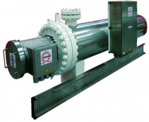 Réchauffeurs de gaz carburant pour turbines