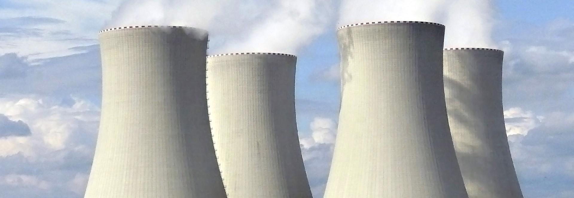 Nucleaire energie opwekking