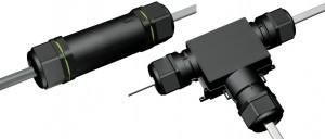 Connecteurs pour câble chauffant