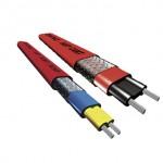 Bouton cables chauffants vulcanic