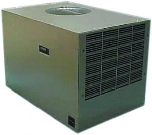 Climatiseur d'armoire en toiture