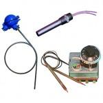 bouton sondes et thermostats vulcanic