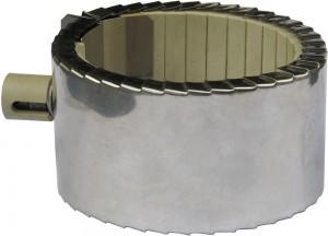 Collier chauffant céramique