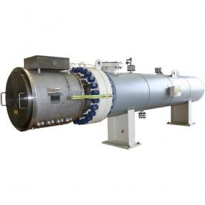 Réchauffeur de fluide en circulation ATEX