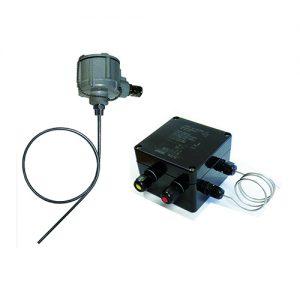 Sonde et thermostat ATEX