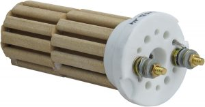 Thermoplongeur à résistances sur barillets 2