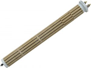 Thermoplongeur à résistances sur barillets 3