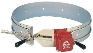 ceinture chauffante metallique
