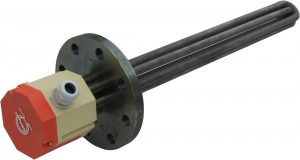carbon steel flange immersion heaters