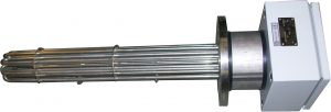 flange immersion heater 3