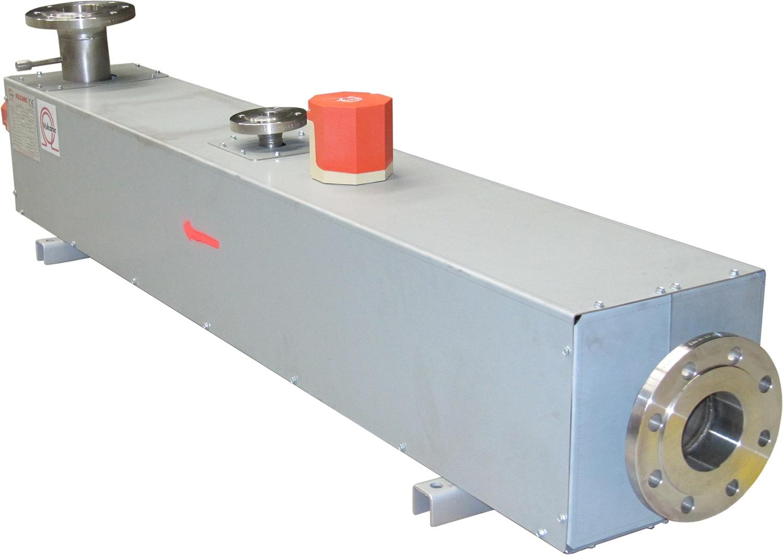 Fluid circulation heaters with flange - Vulcanic