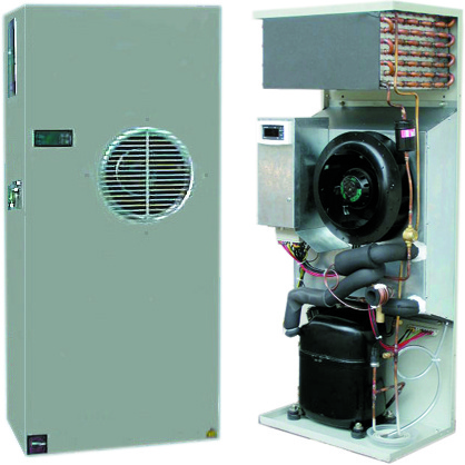 Air conditioning units for cabinets - Vulcanic