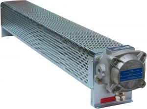 ATEX industrial radiators