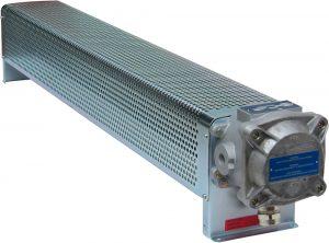 ATEX industrial radiators