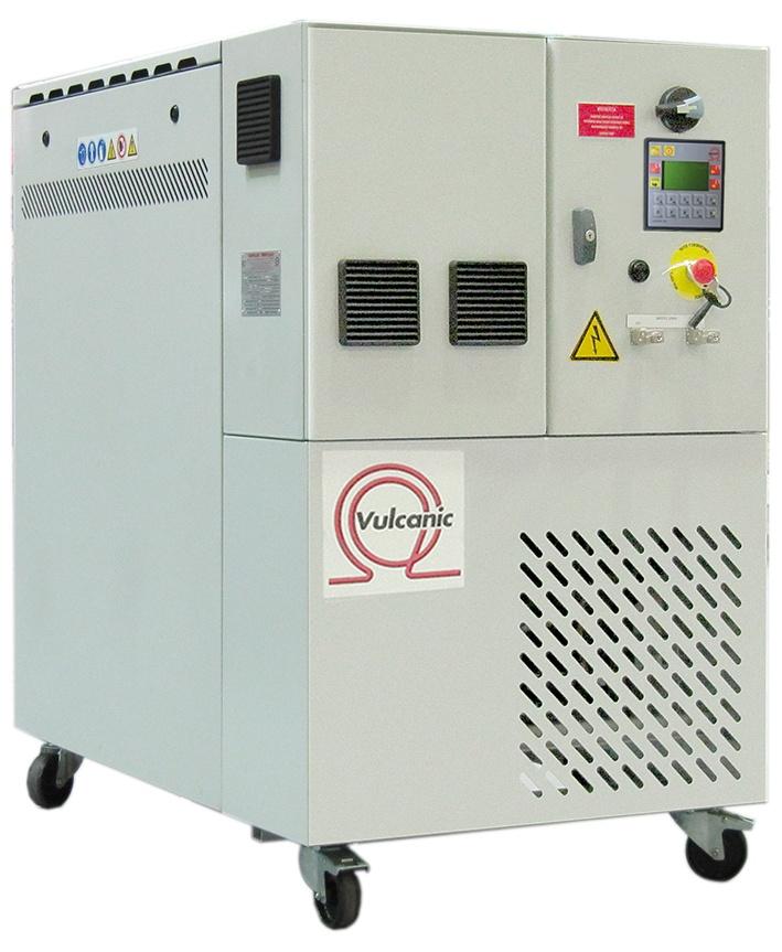 Temperature Control Units Vulcatherm 174 Vulcanic