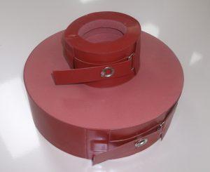 Tissus silicone chauffant spécial 1