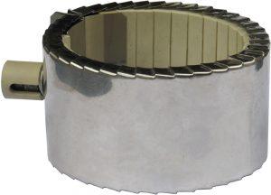 Calentador de banda de cerámica