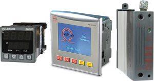Controladores de temperatura y unidades de potencia