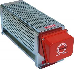Radiadores industriales controlados sin termostato