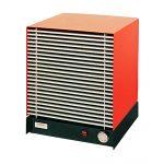 Calentadores de ventilador industriales