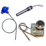Medición de temperatura termostatos y sensores
