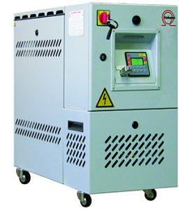 Unidades de control de temperatura CALIENTE
